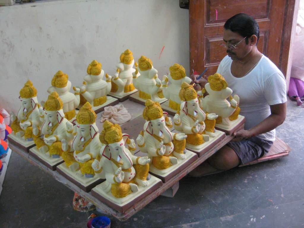 ganesh-idols-painting